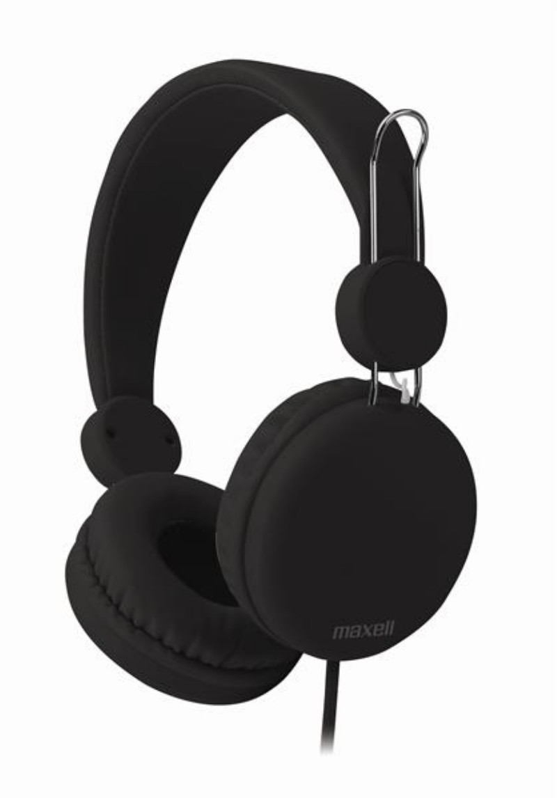 Fejhallgató Maxell SMS-10S black b2d74b965b